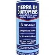 Tierra De Diatomeas  Insecticida Natural 300gr