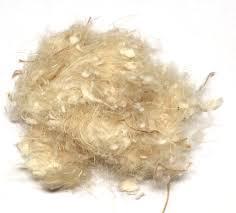 Fibra nido extra: pelo de cabra, sisal, yute y algodon  50GR