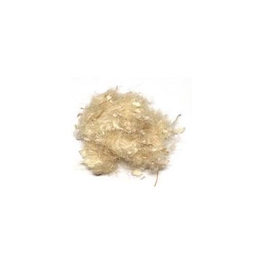 Fibra nido extra: pelo de cabra, sisal, yute y algodon 500gr