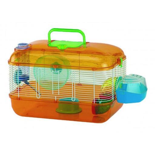 Jaula para hamsters fuerteventura Arquizoo 6926