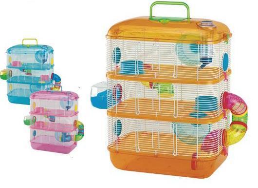 Jaula hamster Gran Canarias