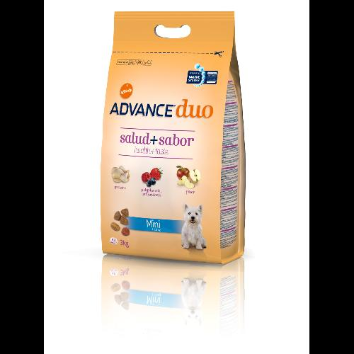 Advance duo salud mas sabor mini