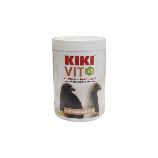 KIKI Vit Plus. Vitaminas + Aminoácidos