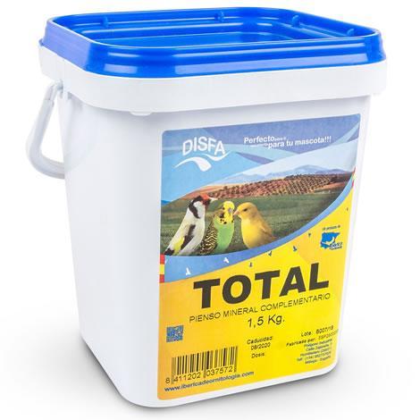 Grit Multivitamínico total disfa 1.5kg