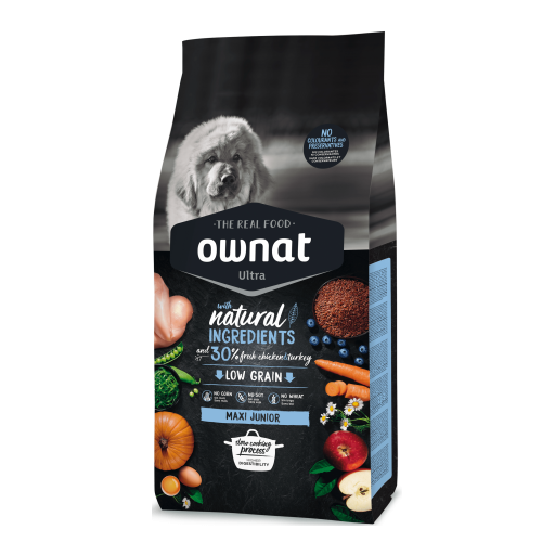 OWNAT ULTRA MAXI JUNIOR DOG 14kg