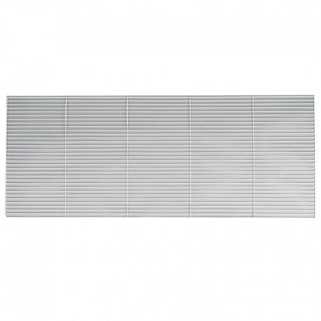 Parrilla inferior (100x40 cm) Blanca pedros
