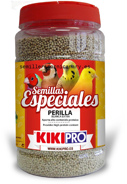 Kiki perilla blanca extra 500 grs