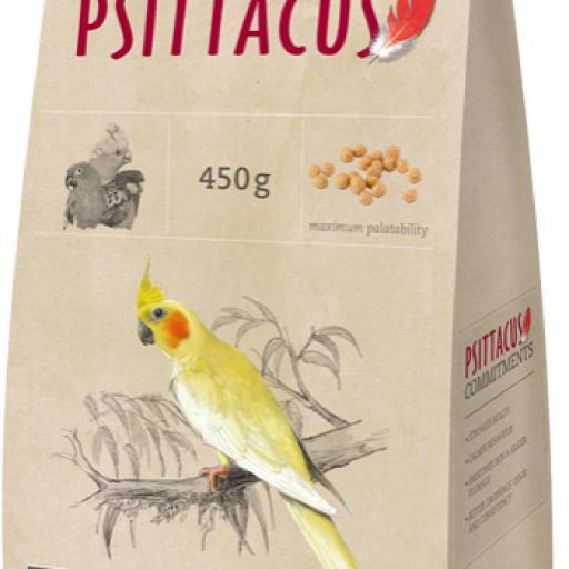 PSITTACUS PIENSO MINI 450 g [0]