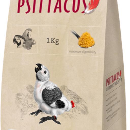 PSITTACUS PAPILLA ALTA ENERGIA 1 kg