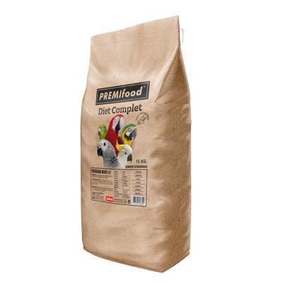 JARAD DIET COMPLET PSITACIDAS ENERGY L-22 15kg