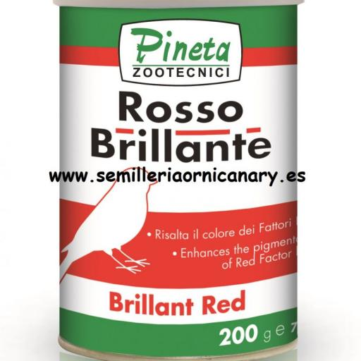 Rojo Brillante