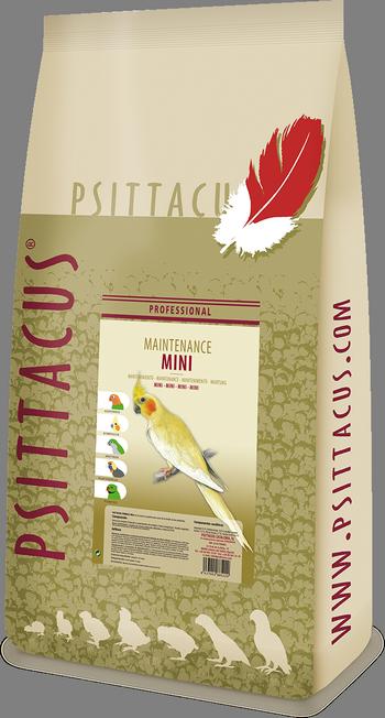 PSITTACUS PIENSO MANTENIMIENTO MINI 12 kg