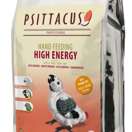 PSITTACUS  PAPILLA ALTA ENERGIA 5 kg