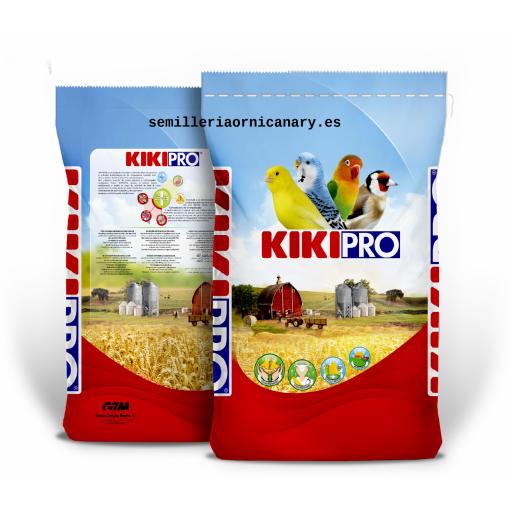 Mix canario supreme  kiki pro 25kg cd 350