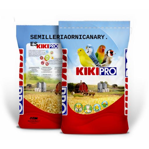 Mix jilguero premiun kiki pro 15kg cd355