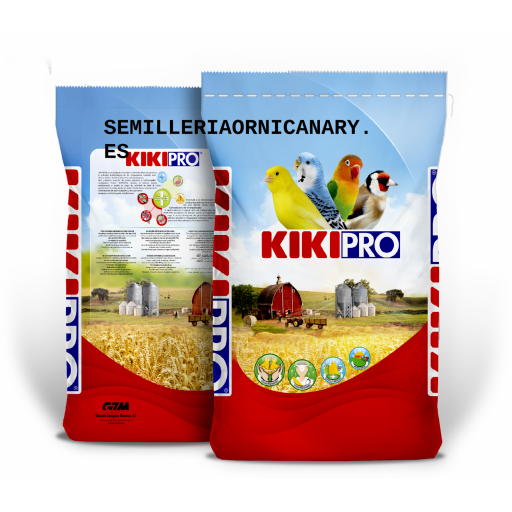 Mix silvestre supreme kiki pro 20kg cd354