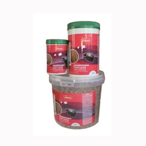 Alimento Completo para Tortugas Jarad Bote de 110g , 340g y 1 Kg