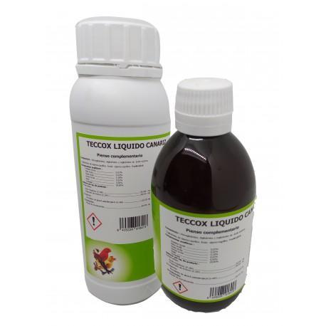 TECCOX Liquido Canariz  500ml