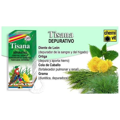 Tisana depurativo (CHEMI VIT) 200ml