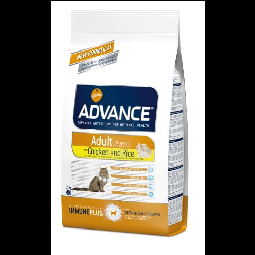 Advance cat adult arroz y pollo
