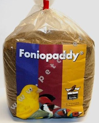 FONIOPADDY SEMILLA ANTICCOCIDIOSIS 1KG