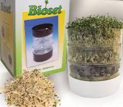 Germinador de Semillas Bioset