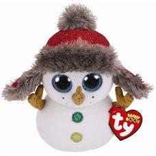 Buttons - Muñeco de nieve