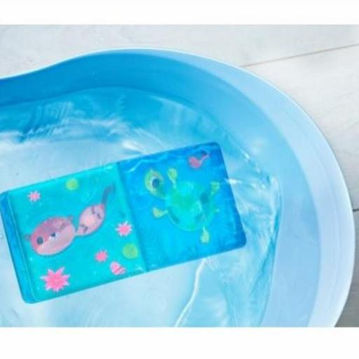 Alice Splash Libro mágico para el baño - Lilliputiens [1]