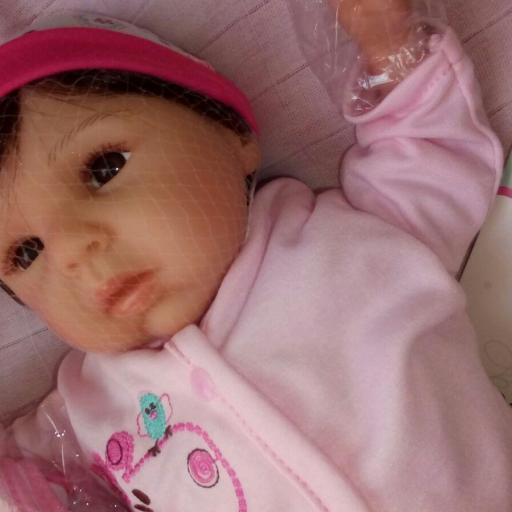 Muñeca reborn exclusiva LAURA: [3]