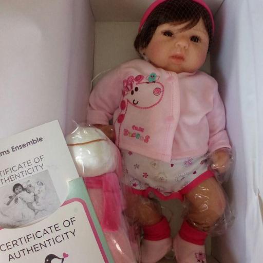 Muñeca reborn exclusiva LAURA: [1]