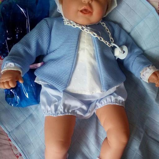 bebés reborn cuerpo de tela [2]
