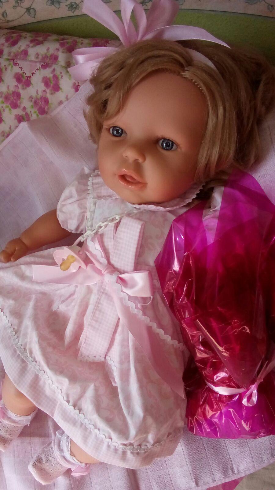 Muñeca reborn 65cm NATALIA :
