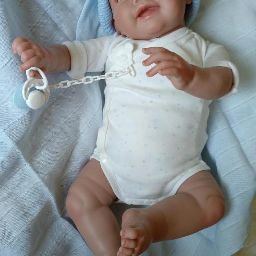 """CUCO:nuevo modelo """"Real Baby"""" [2]"""