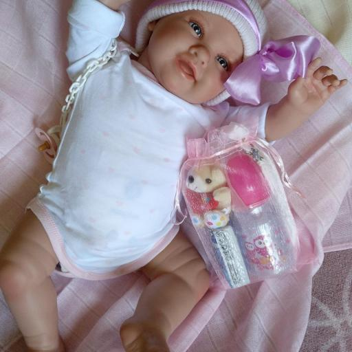 """CAROLA: nuevo modelo """"Real Baby"""" [1]"""