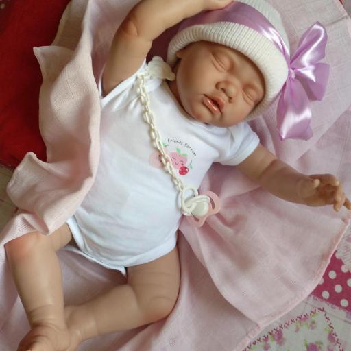 """NOELIA:nuevo modelo """"Real Baby"""" [1]"""