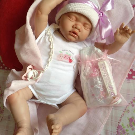 """NOELIA:nuevo modelo """"Real Baby"""""""