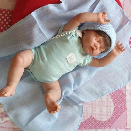 """ROMAN:nuevo modelo reborn """"Real Baby"""": [2]"""