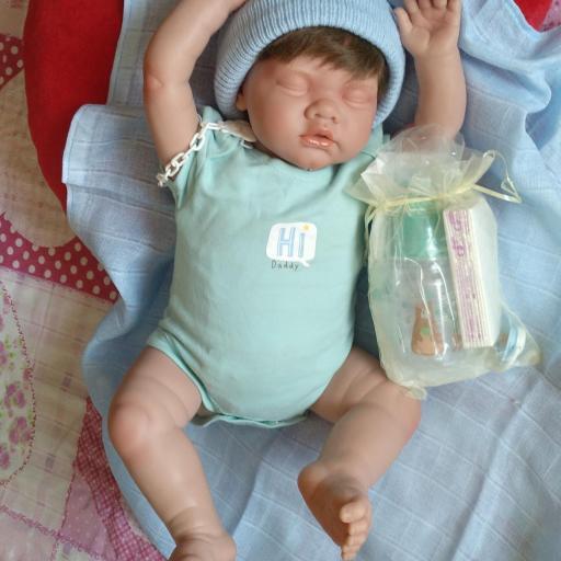 """ROMAN:nuevo modelo reborn """"Real Baby"""": [1]"""