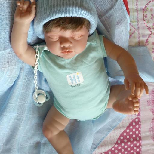 """ROMAN:nuevo modelo reborn """"Real Baby"""": [3]"""