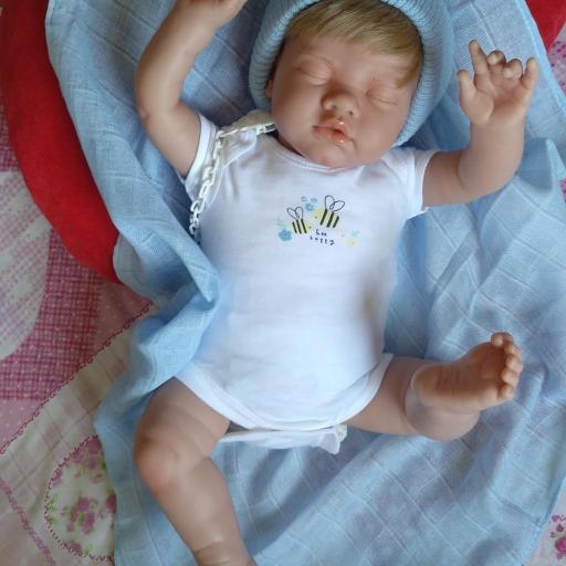 """ADRIÁN: nuevo reborn """"Real Baby"""": [2]"""