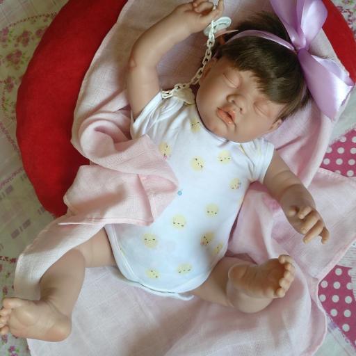 """CELINE:nuevo reborn """"Real Baby"""": [1]"""