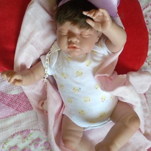 """CELINE:nuevo reborn """"Real Baby"""": [2]"""