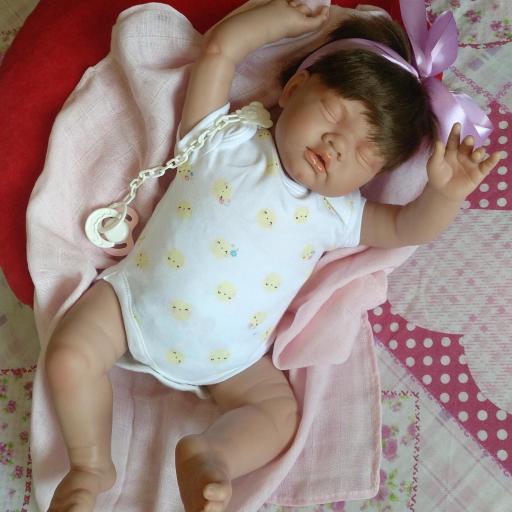 """CELINE:nuevo reborn """"Real Baby"""": [3]"""
