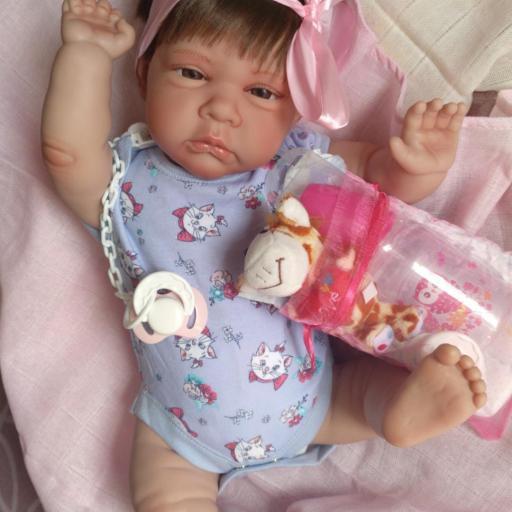 "Bebés reborns mellizos NAIM y CINTHYA: ""Real Reborns Prematuros"" [1]"