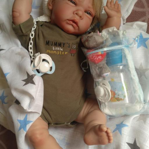 "Bebés reborns mellizos NAIM y CINTHYA: ""Real Reborns Prematuros"" [2]"