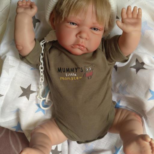 "Bebés reborns mellizos NAIM y CINTHYA: ""Real Reborns Prematuros"" [3]"