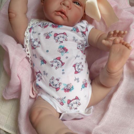 """Bebés reborns mellizos VÍCTOR y DUNIA: """"Real Reborns Prematuros"""" [3]"""