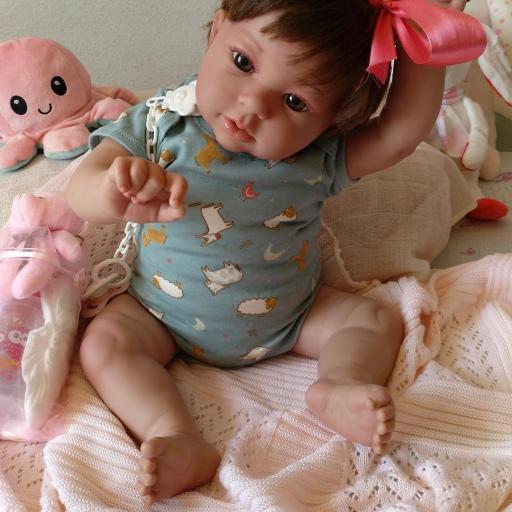 MIRABELLA:bebé reborn más real . [2]