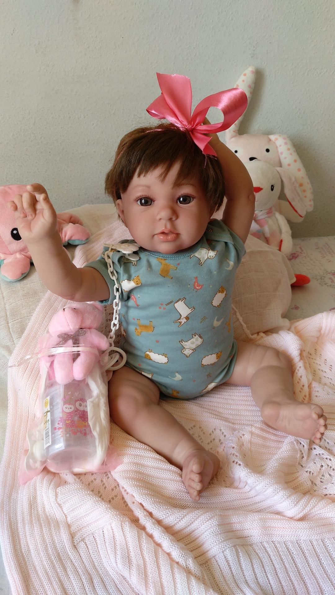 MIRABELLA:bebé reborn más real .