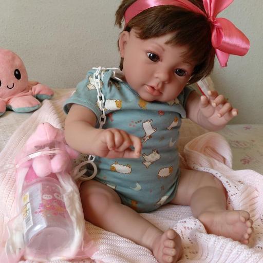 """NICOLÁS y MIRABELLA... mellizos reborns """"Real Baby"""": [3]"""